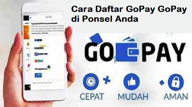 Cara Daftar GoPay