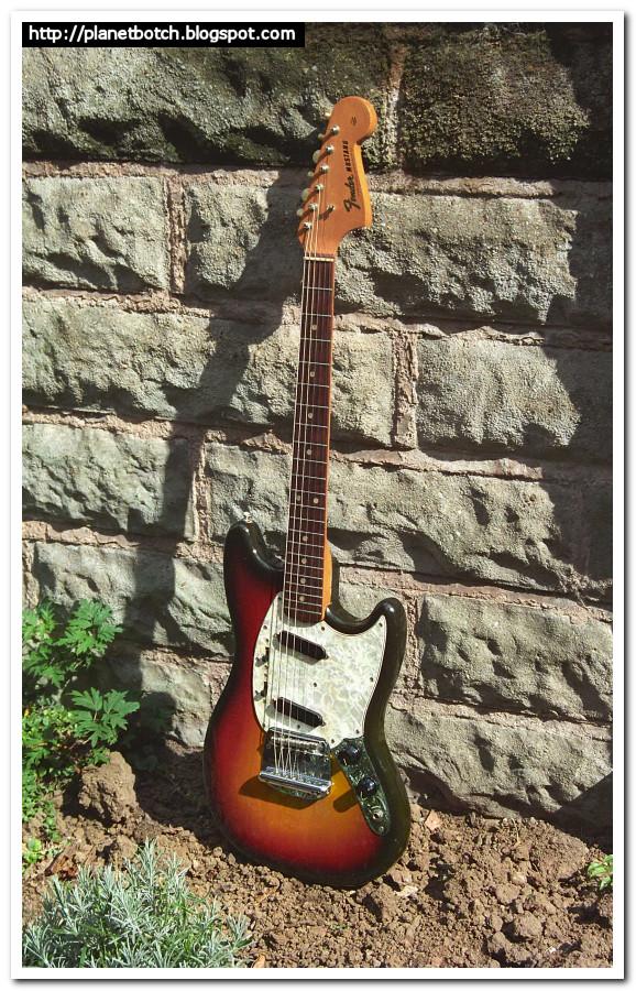 1965 Fender Mustang Sunburst
