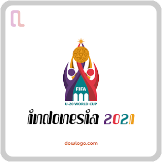 Logo Piala Dunia U-20 Indonesia 2021 Vector Format CDR, PNG