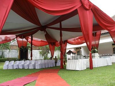 sewa tenda dekor murah-jakarta - alat pesta murah