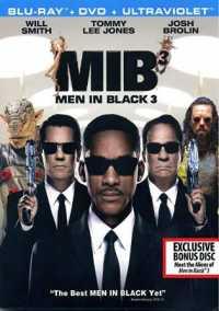 Men in Black III (2012) 3D Movies Download Hindi + Eng + Telugu + Tamil HSBS