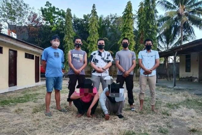 Pengendara di Bone Diamankan Polisi Usai Simpan Sabu di Dompet