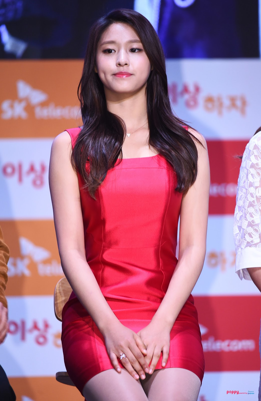 10 Times AOA Seolhyun shines in dresses  Daily K Pop News