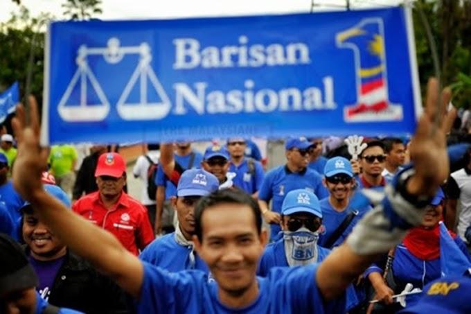 Adakah Undi Barisan Nasional Boleh Meningkat Pada Hari Rabu Pengundian?