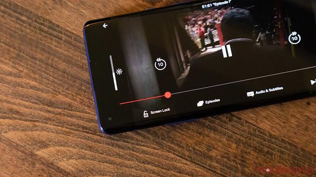 Netflix-screen-lock