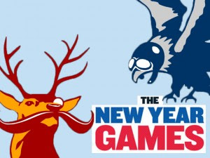 New Year Eves games for adults