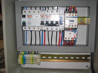 Instalación de redes eléctricas