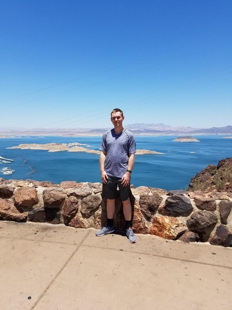 Озеро Мид в Лас Вегасе