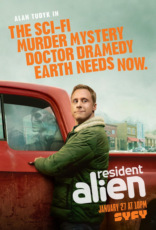 Bác Sĩ Ngoài Hành Tinh - Resident Alien