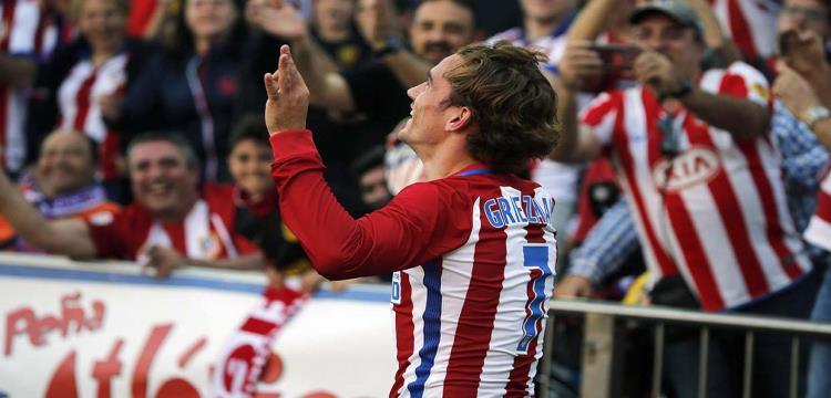 ريال مدريد يسعى لخطف جريزمان من أتلتيكو