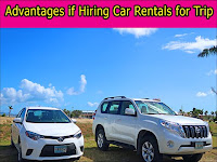 Advantages if Hiring automobile Rentals for Trip