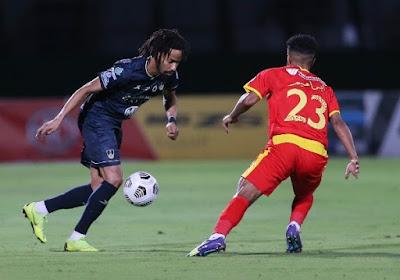 ملخص هدف فوز الاهلي علي القادسية (1-0) الدوري السعودي