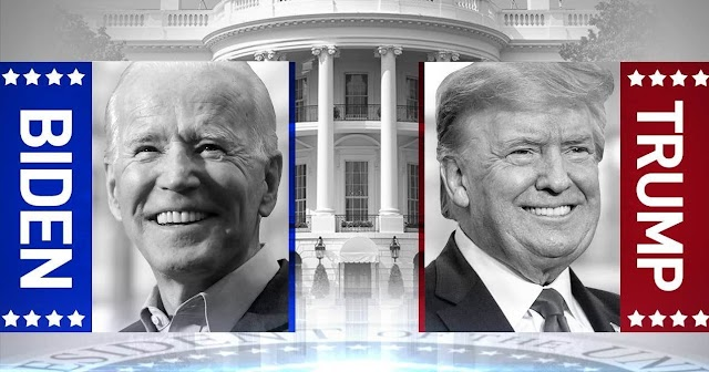 How Trump, Biden Are Preparing For The First 2020 Presidential Debate