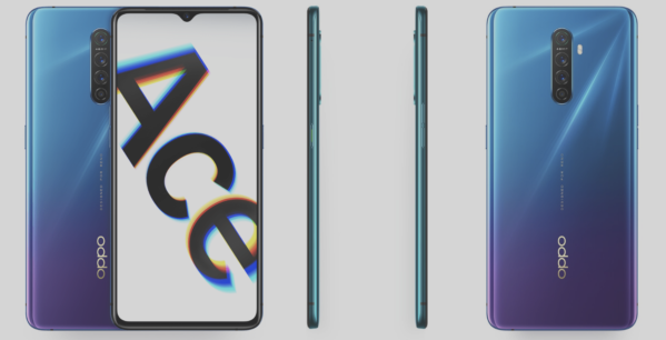 OPPO Reno Ace with 65W SuperVOOC 2.0 fast charging launched in China