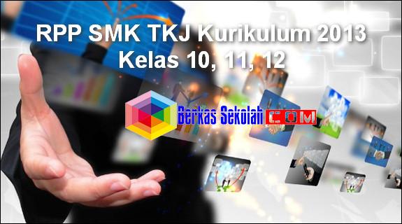 Silabus SMK TKJ Kurikulum 2013