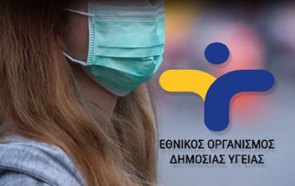 Στα 269 τα νέα κρούσματα κορωνοϊού σήμερα στην Ελλάδα