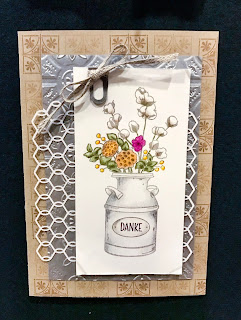 7 Stampin' Up! Country Home Fall Projects ~ 2018 Holiday Catalog