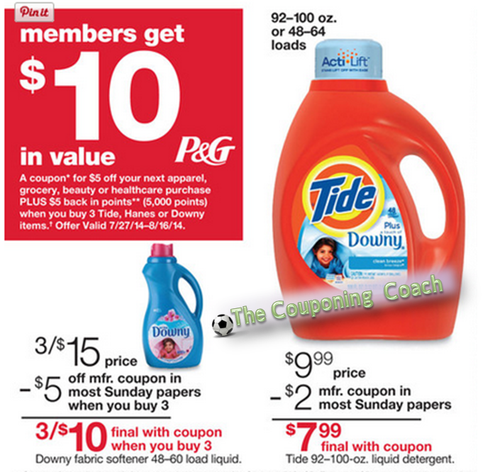 a8e15d863ae Extreme Couponing Mommy: 3 FREE Bottles of Downy Fabric Softener at ...