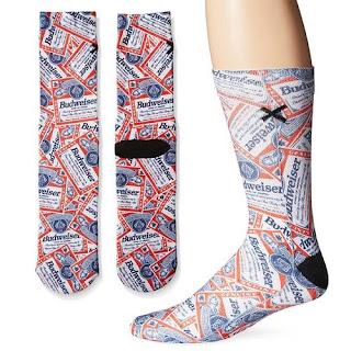Budweiser Socks