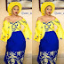 Creative Aso Ebi Gown Style