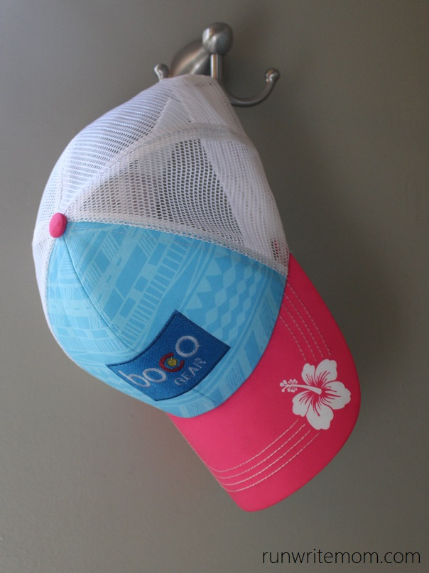 Run. Write. Mom.  BOCO Gear Technical Trucker Hat  Product Review 66757d59dca