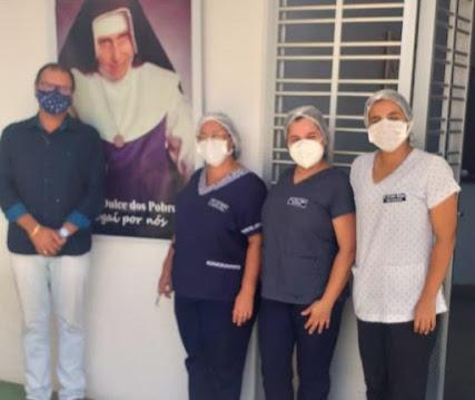 Itaíba fecha parceria com instituto e clínica de recuperação de Serra Talhada