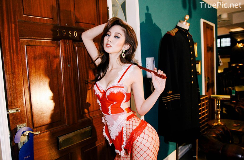 Lee Chae Eun - Korean Lingerie Model - Love Me More Sexy - TruePic.net - Picture 2