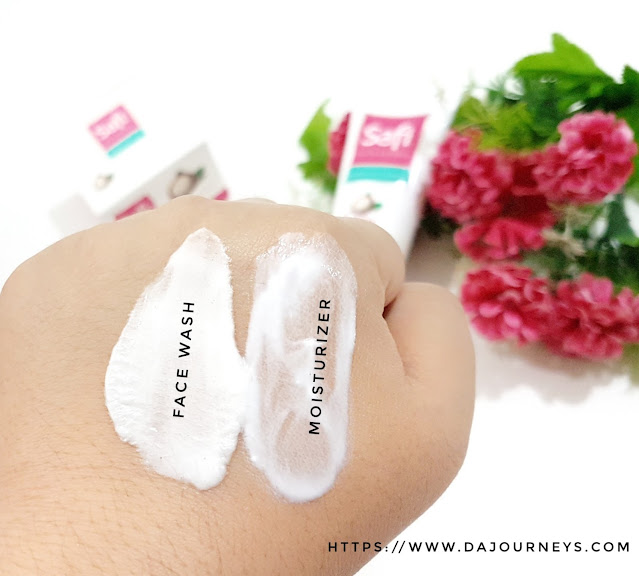 Review Safi White Natural Brightening Series