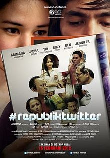 Download Film Republik Twitter (2012) DVDRip Full Movie