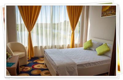 impresii cazare HOTELUL PLUTITOR BELLA MARINA din JURILOVCA