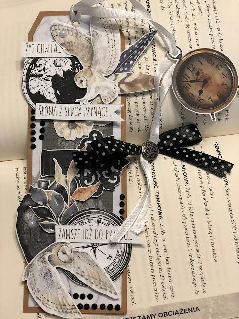 Zakładka do książki dla miłośniczki Harrego Pottera