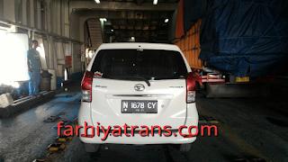 Kirim mobil avanza Surabaya balikpapan