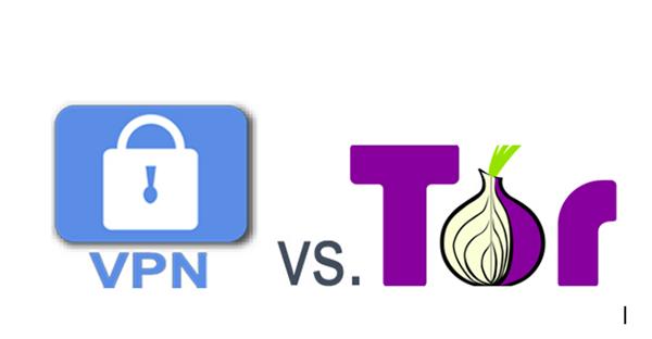ما الفرق بين VPN و TOR ومزايا وعيوب كل منهما ؟