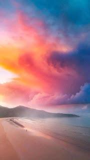 صور سماء ملونه جميلة جداً