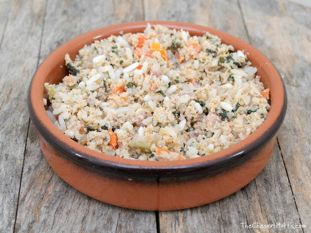 Just Food For Dogs fresh chicken wholesome dog food