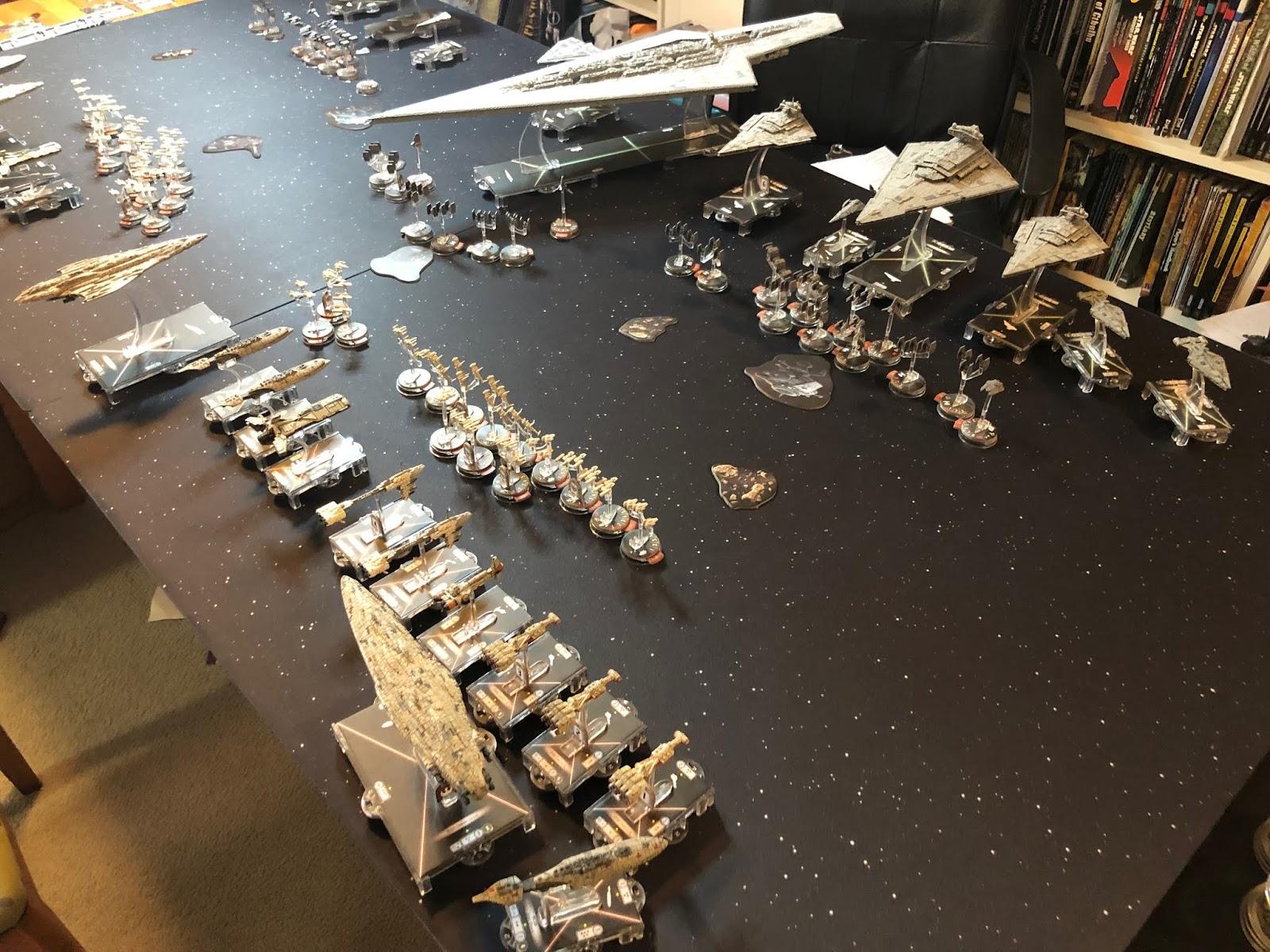 Tierfon Campaign Armada Fleet Battle Part 3