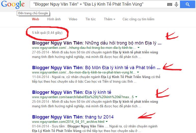 Hướng dẫn tìm kiếm tài liệu trên Google hiệu quả 2