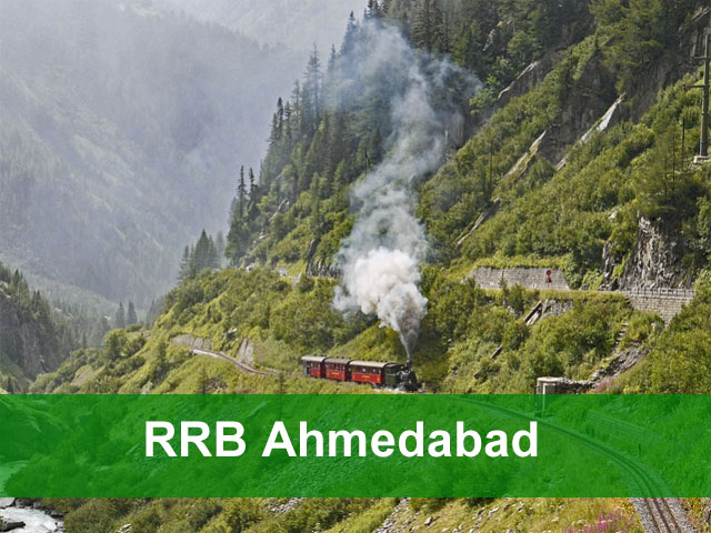 RRB Ahmedabad 2018 [Group-D Loco-Pilot] Application status Exam date