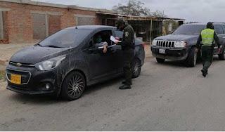 19 capturados en La Guajira y 25 comparendos por violar normas de convivencia por Covid-19