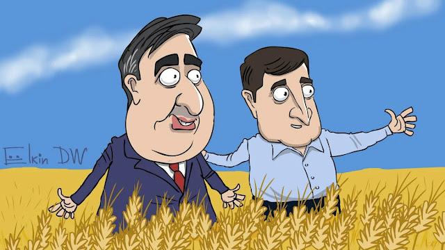 Саакашвили вернулся