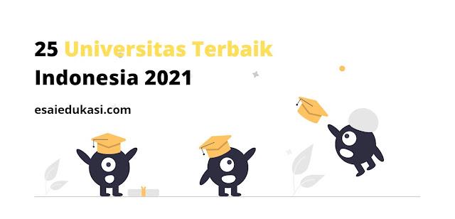 Universitas Terbaik Indonesia 2021