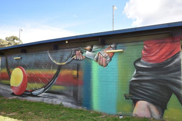 Melba Street Art | Stylized Impact
