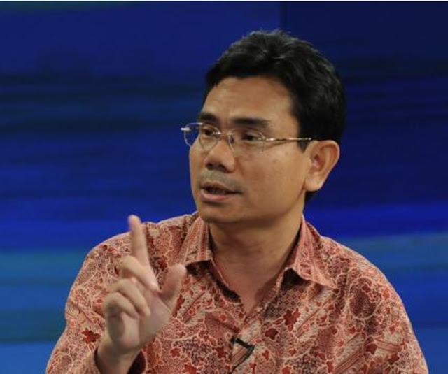 Kepercayaan Terhadap Jokowi Meluncur Dibawah 50 Persen, Komunikasi Harus Langsung Dibawah Komando Presiden Langsung