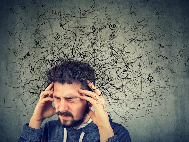 Stress kéo dài dẫn đến đau đầu, mệt mỏi