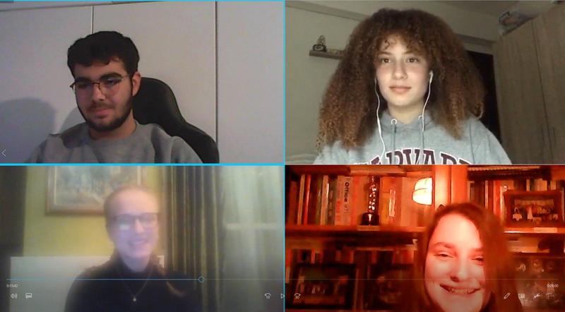 Θετική ενέργεια από θετικά πρότυπα εν μέσω καραντίνας: Διαδικτυακή δράση του 4ου Γυμνασίου Αλεξανδρούπολης
