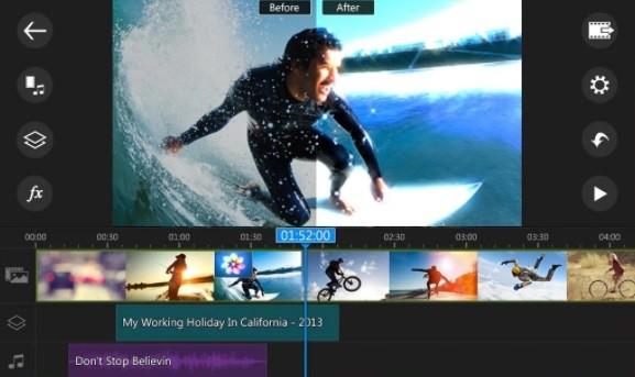CyberLink PowerDirector Video Editor 5.4.1