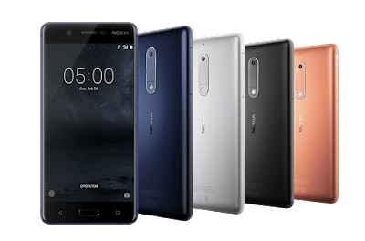 Nokia 3 and Nokia 5 launched in South Africa