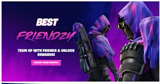 fn.ggbestfriendzy start date and rewards Fortnite Best Friendzy