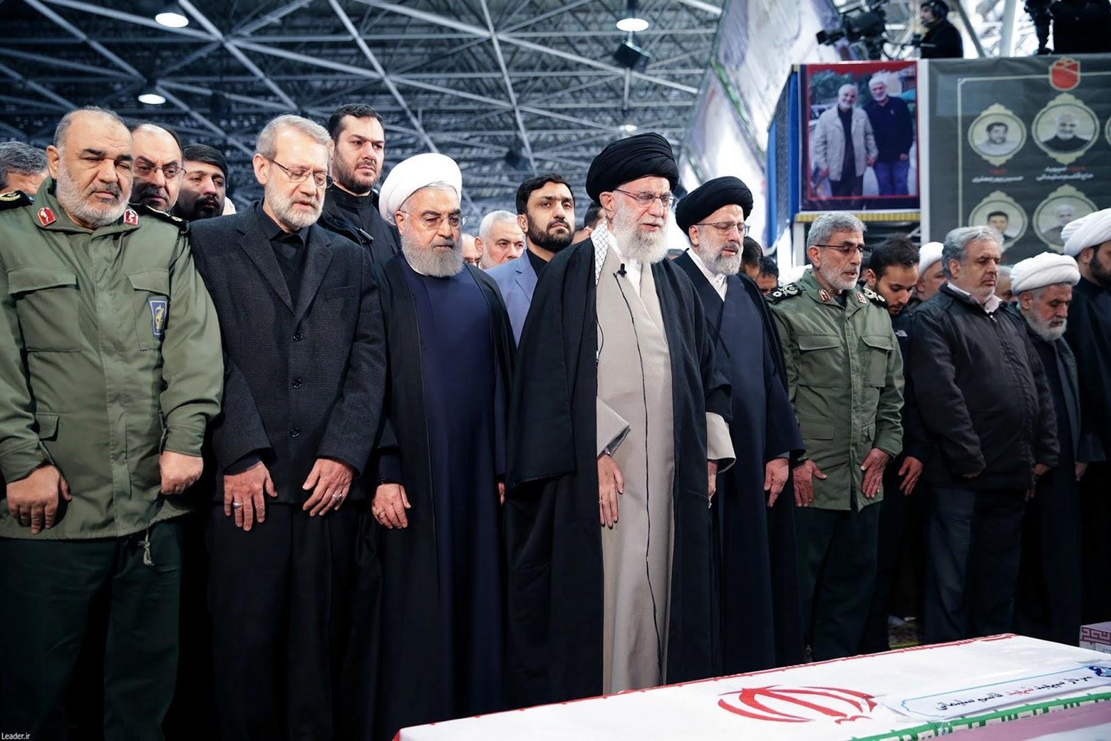 Besan Khamenei Meninggal Dunia Akibat Virus Corona