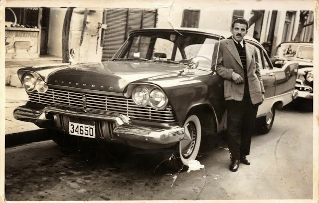 Athens+Taxi+1950s